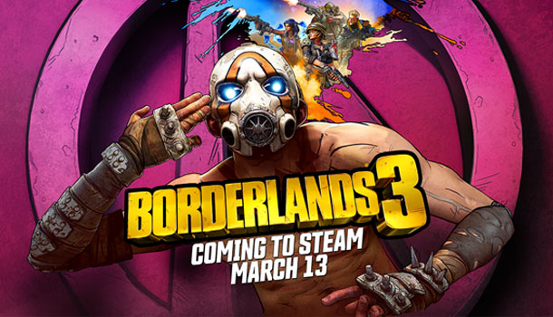 Borderlands 3's Second Campaign Add-On and Steam Release Date Announced at PAX East