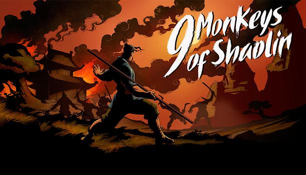 9 Monkeys of Shaolin Joins Koch Media Gamescom Lineup