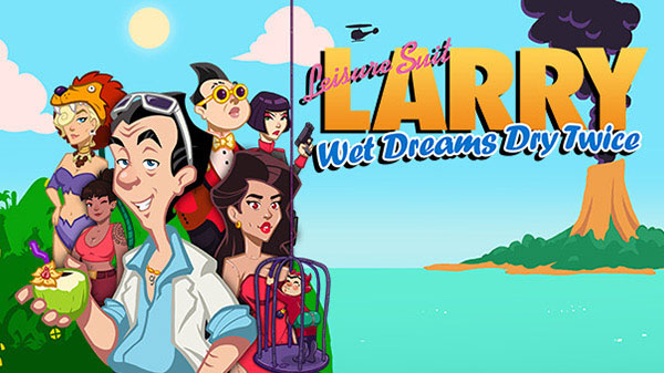 Leisure Suit Larry – Wet Dreams Dry Twice, the Second Installment in the Titillating Saga, is Coming Soon to Consoles and Switch