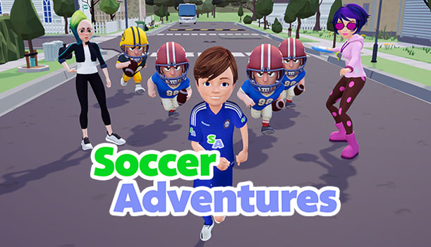 Soccer Adventures Now on Steam