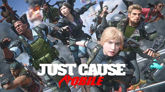 Just Cause: Mobile Announced at The Game Awards 2020