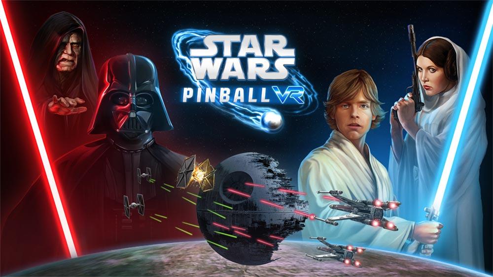 Play Han Solo's New Table in 'Star Wars Pinball VR