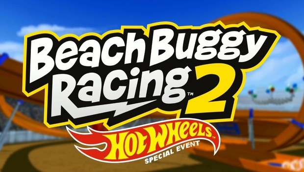 Hot Wheels™ DLC Now Available in Beach Buggy Racing™2: Island Adventure