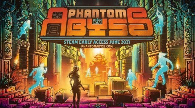 Devolver Digital's Phantom Abyss Braces For Invasion Update Today