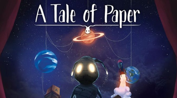 A Tale of Paper announced for PC and consoles