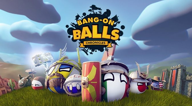 Bang-On Balls: Chronicles Announces Xbox Version With a Side-Splitting New Trailer
