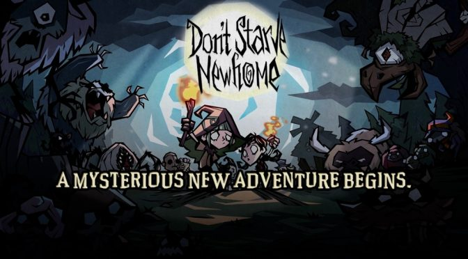 NEW DON'T STARVE: NEWHOME STORY TRAILER