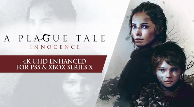 A Plague Tale: Innocence Releases on July 6 in 4K UHD on Xbox Series X & PlayStation 5