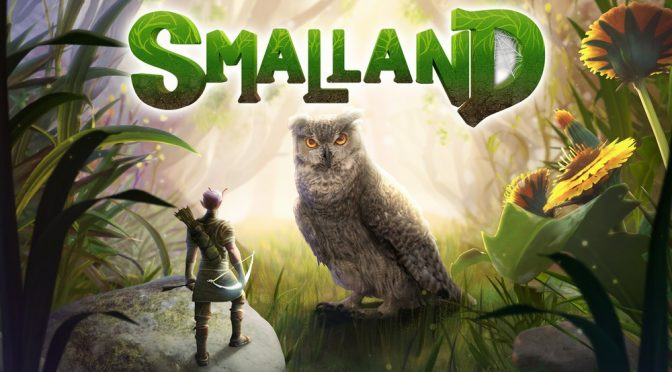 SMALLAND Resurfaces With a New Gameplay Trailer