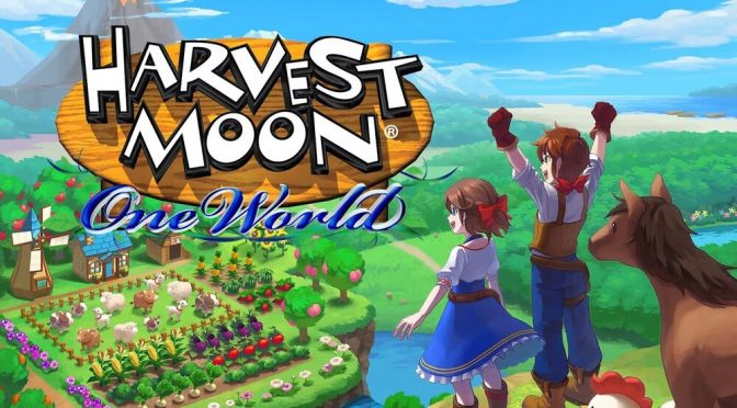 Harvest Moon: One World Coming to Xbox One and Xbox Series X