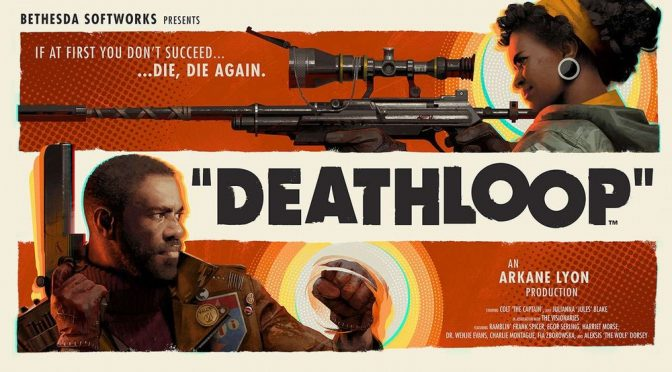 DEATHLOOP AVAILABLE NOW FOR PLAYSTATION 5 AND PC