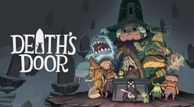 Latest Death's Door Gameplay Trailer Confirms It Still Looks Awesome