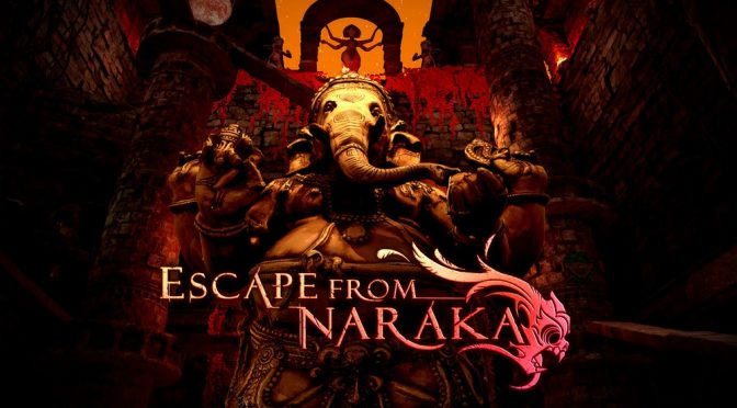 First-Person Survival Platformer Escape From Naraka Available July 29 With NVIDIA DLSS and Ray-Tracin