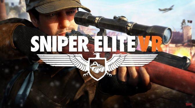 Sniper Elite VR Review – Oculus Rift S