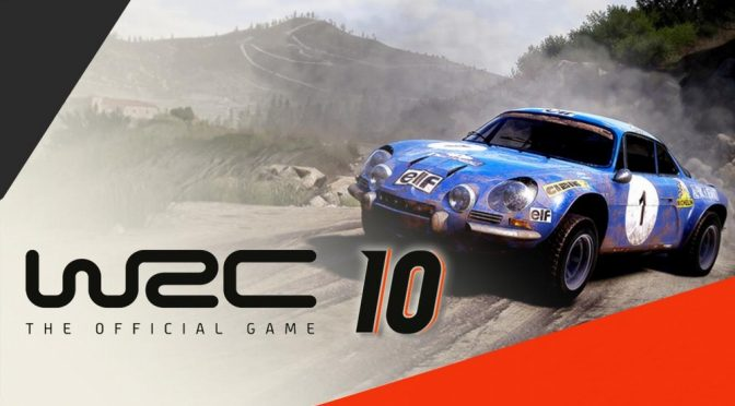 WRC 10 unveils its pre-order and deluxe edition content