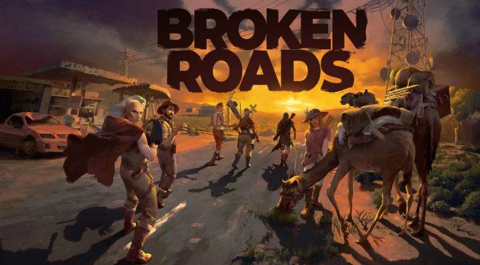 Team17 kicks off its Gamescom week with post-apocalyptic RPG, Broken Roads