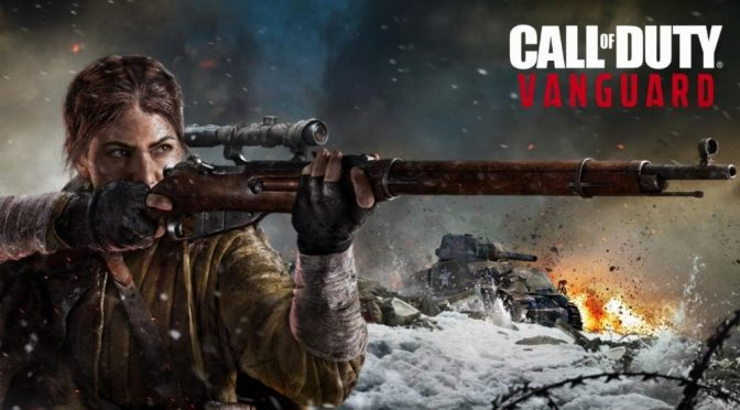 Introducing Polina Petrova and the Call of Duty: Vanguard Campaign