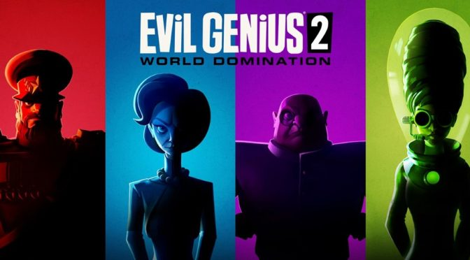 Get Ready For World Domination With Evil Genius 2 Coming To Consoles Later This Year