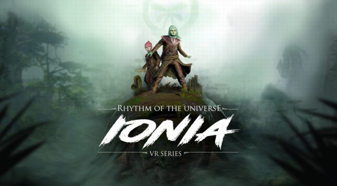 Rhythm of the Universe: Ionia Review – PC VR