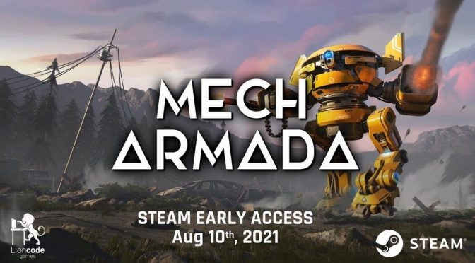 Tactical Roguelike 'Mech Armada' Stomps Into Early Access