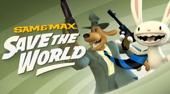 Sam & Max Save the World Remastered now available for Xbox