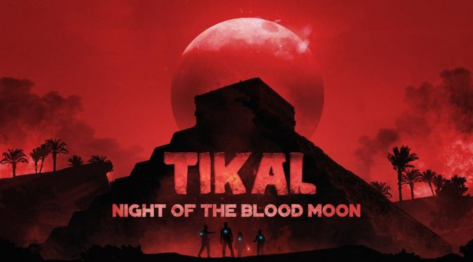'TIKAL: NIGHT OF THE BLOOD MOON' VR Soundtrack Out Now