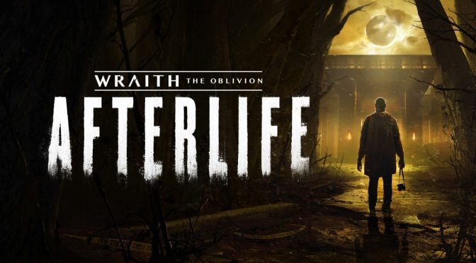 The World of Darkness comes to PSVR in Wraith: The Oblivion – Afterlife