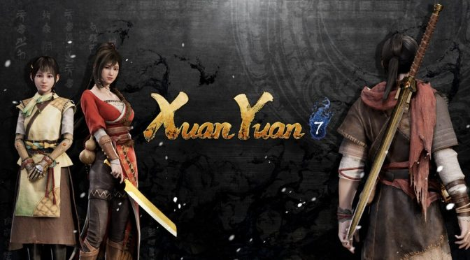 Xuan Yuan Sword 7 Out Now for PS4 and Xbox One