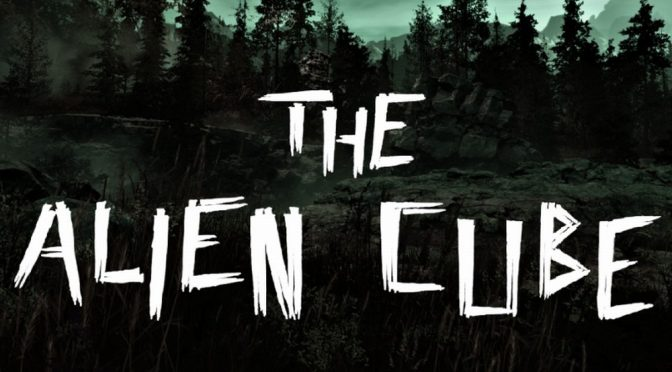 HAUNTING ADVENTURE THE ALIEN CUBE, NOW AVAILABLE ON STEAM