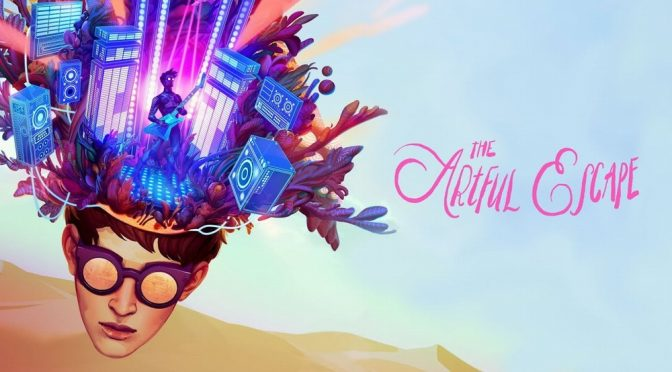 Annapurna Interactive's The Artful Escape Now Available on Steam, Xbox