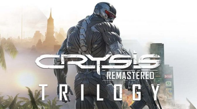 'Crysis Remastered Trilogy' Out Now