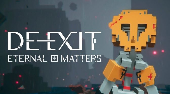 Death is no longer the end in DE-EXIT