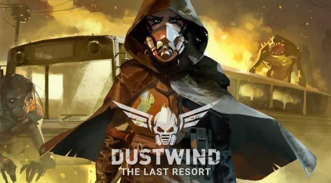 Dustwind – The Last Resort is available on consoles!