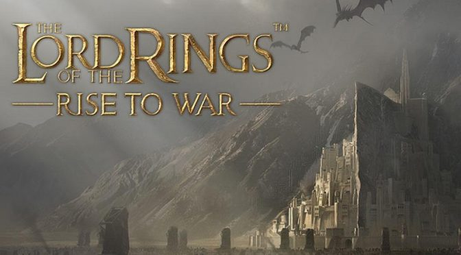 The Lord of the Rings: Rise to War Launches on iOS and Android
