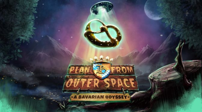 Help Aliens Escape Rural Germany in Plan B From Outer Space: A Bavarian Odyssey, Coming October 28