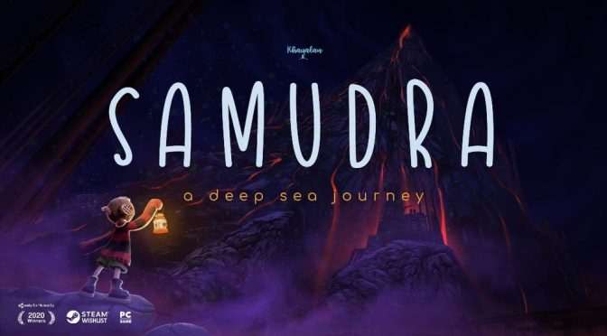 Environmentally conscious underwater adventure SAMUDRA heading to Steam September 29