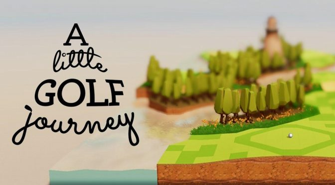 Tee off for the unknown – A Little Golf Journey takes to the greens today