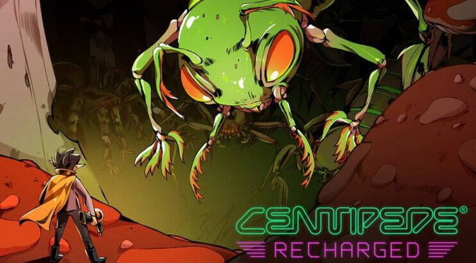 Centipede: Recharged Review – PlayStation 4/5