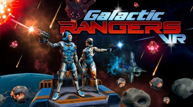 Galactic Rangers VR Now Live on Oculus