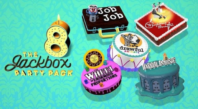 The Jackbox Party Pack 8 Is Out Now on PC & Consoles