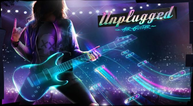 VR Air Guitar Game Unplugged Reveals Partnership Deals with Legendary Rock Companies